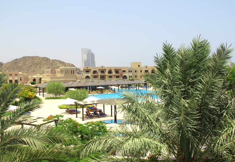 Miramar Al Aqah Beach Resort 5*