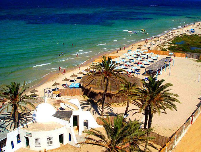 Dreams Beach Sousse 3*