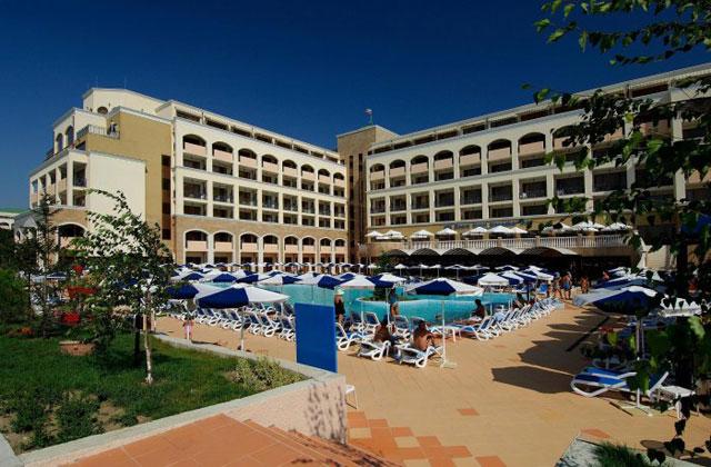 Hotel Sol Nesebar Bay & Mare 4*