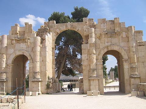 Візовий режим Йорданії