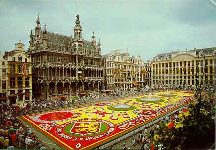 Документи для відкриття візи у Бельгію