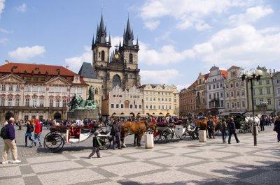 """Новорічний тур """"Два королівства Краків і Прага"""" від 215 Є"""