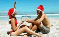 Новий Рік - сонце, море, пляж