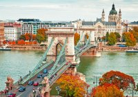 """Різдвяний тур """"Будапешт + Відень"""" від 55 Є"""