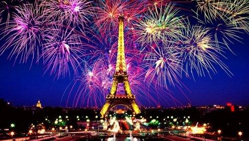 Новорічний тур у Париж від 245 Є
